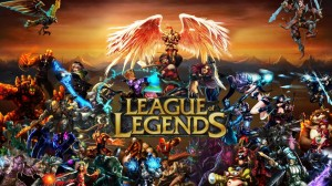 League of Legends un MOBA destul de bun