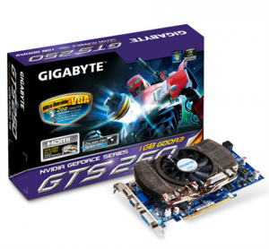Gigabyte GTS 250 | O placa video cu tupeu