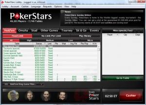 Pokerstars Casino: Review de cazino on-line