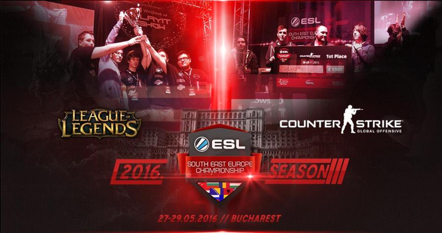 ESL Arena banner