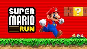 Super Mario Run si pe telefonul mobil