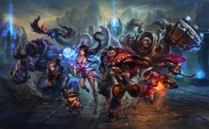 Ce este League of Legends?