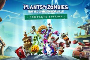 EA anunta lansarea Plants vs. Zombies: Battle for Neighborville Complete Edition pe consola Nintendo Switch